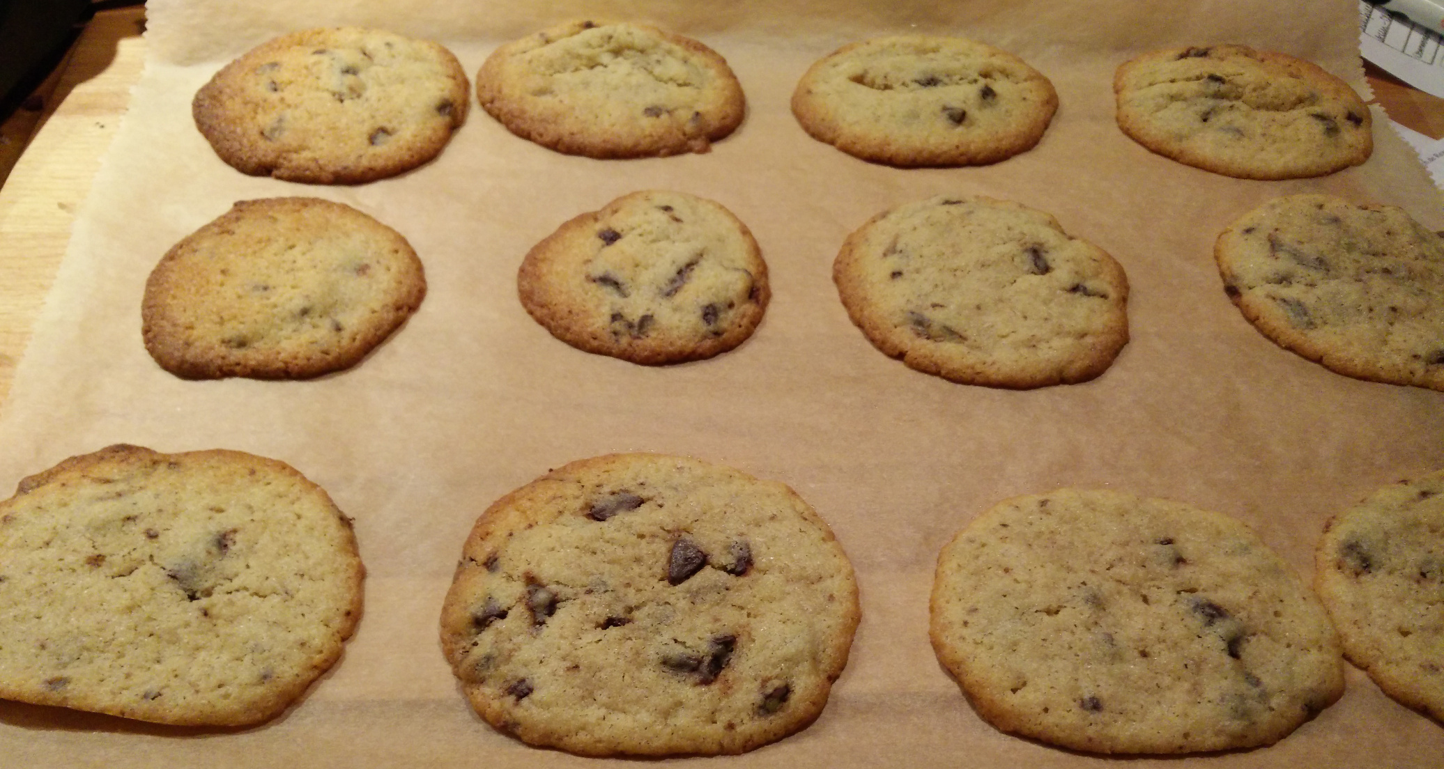 Chocolate Chip Cookies (Foto)